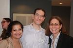 DC MoMo Board. L-R: Suni Vaidya, Oren Levine, Kate Kingberger